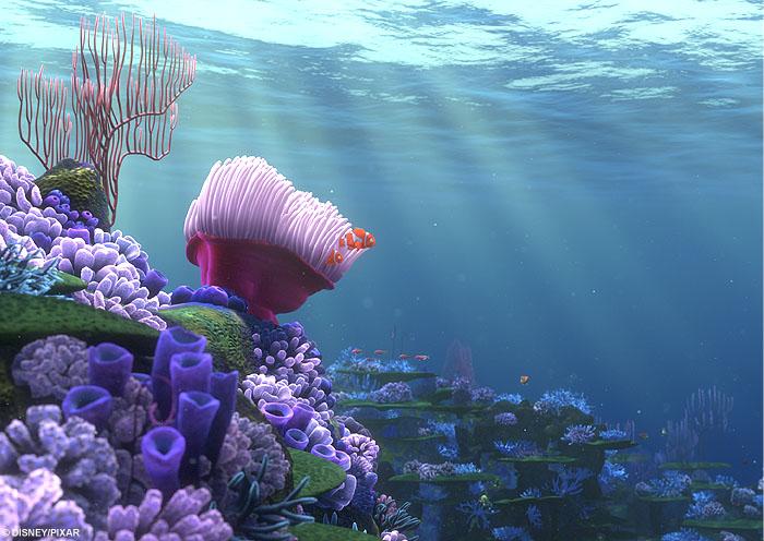 海底总动员-设计欣赏-素材中国-online.sccnn.com