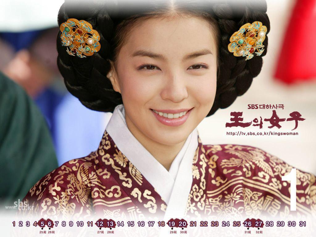 韩国影视壁纸欣赏 古装篇 设计欣赏