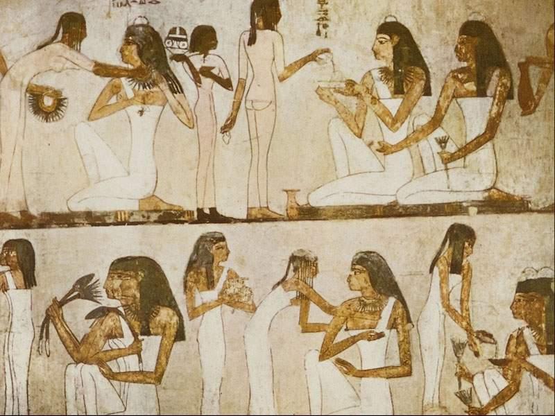 埃及壁画-设计欣赏-素材中国-online.sccnn.com