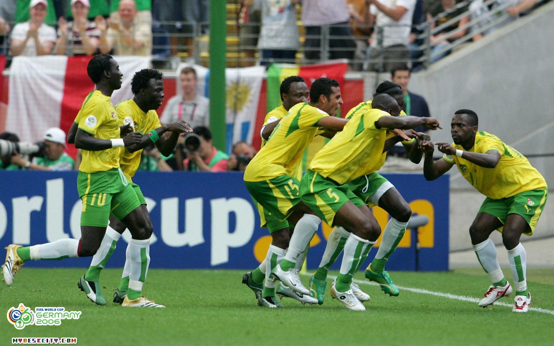 2006世界杯写真特辑