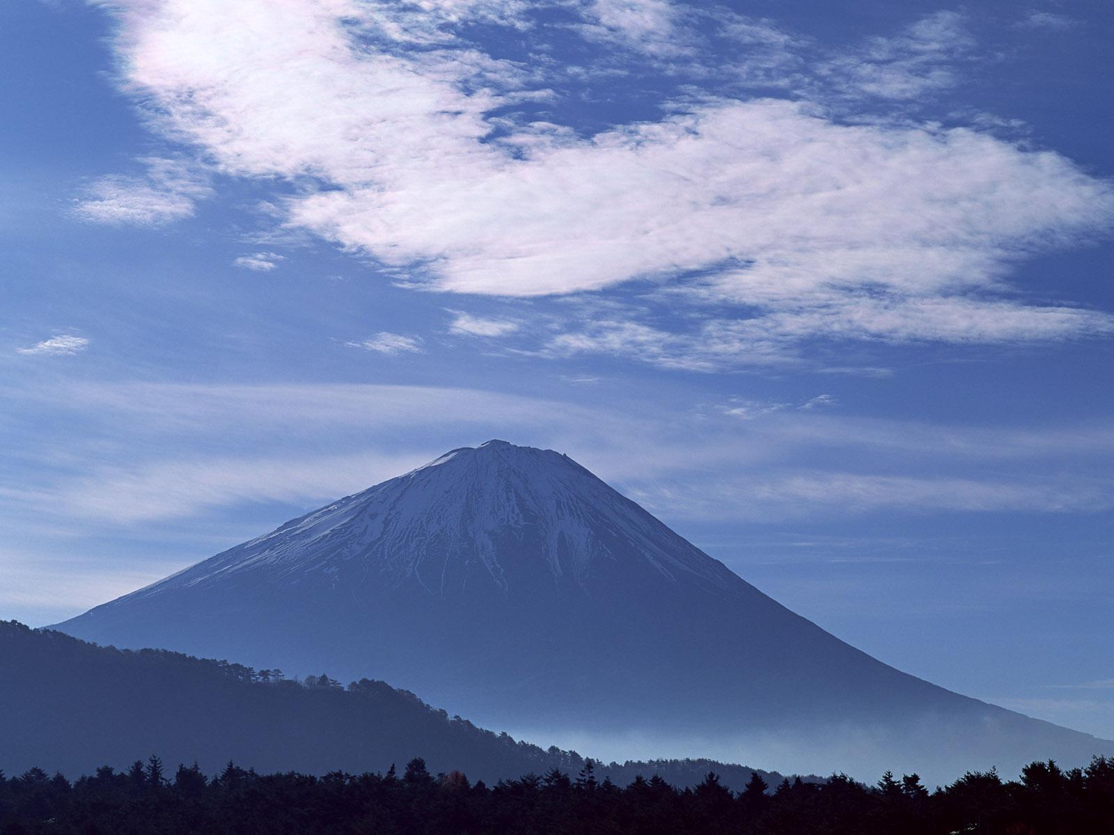 富士山风光-设计欣赏-素材中国-online.sccnn.com