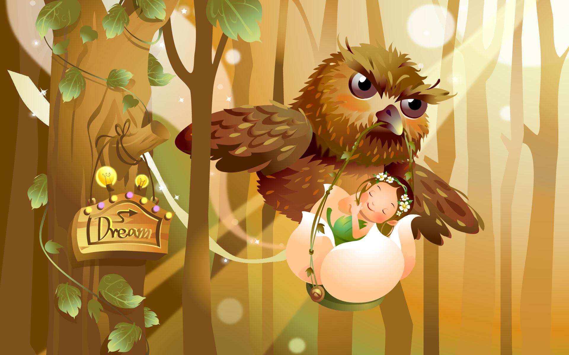 童话世界-设计欣赏-素材中国-online.sccnn.com