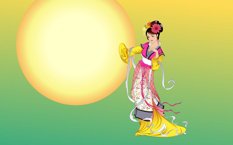 中秋节月亮壁纸