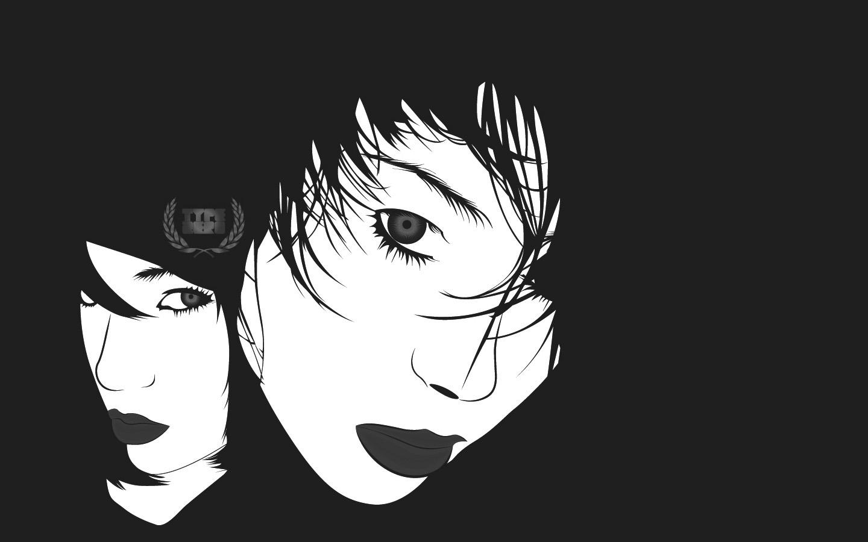 黑白灰系列壁纸-设计欣赏-素材中国-online.sccnn