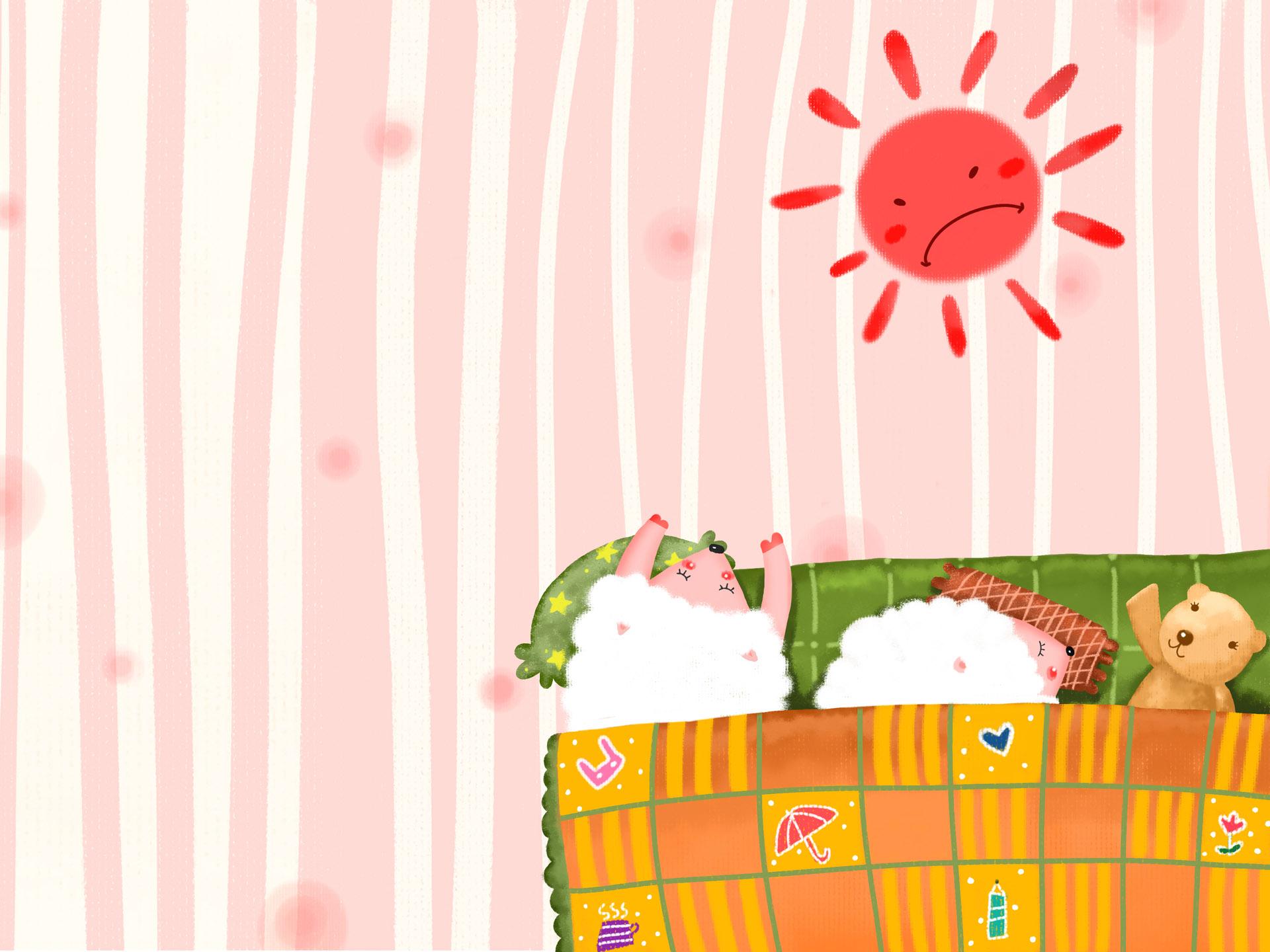 超大卡通壁纸-设计欣赏-素材中国-online.sccnn.com