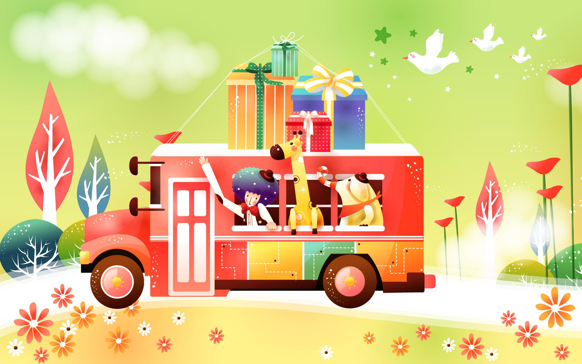 梦幻童话-设计欣赏-素材中国-online.sccnn.com