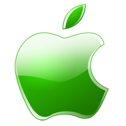 Mac水晶logo图标 图标 素材中国 Online Sccnn Com