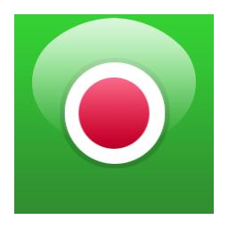 绿色水晶圆形常用图标-图标-素材中国-online.sccnn