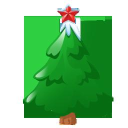 超强质感的圣诞节图标 图标 素材中国 Online Sccnn Com