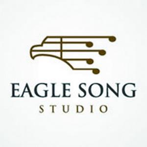 雄鹰元素logo设计-设计欣赏-素材中国-online.sccnn