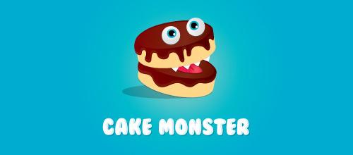 蛋糕题材标志设计欣赏-设计欣赏-素材中国-online