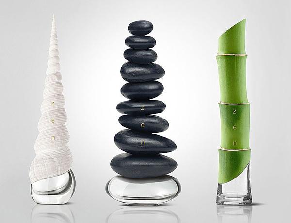 zen香水瓶包装设计欣赏-设计欣赏-素材中国-online