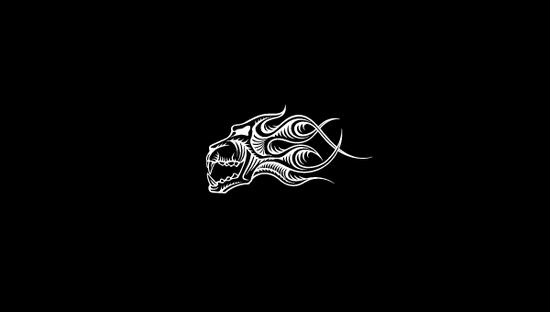 创意黑白logo设计