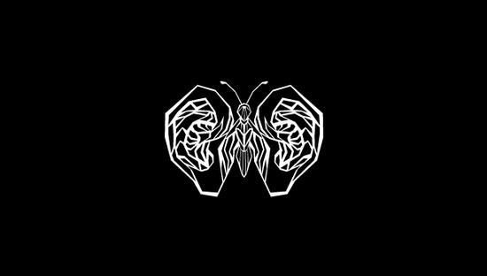 创意黑白logo设计-设计欣赏-素材中国-online.sccnn图片
