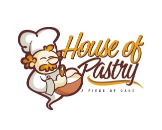 蛋糕店创意logo设计欣赏-设计欣赏-素材中国-online.