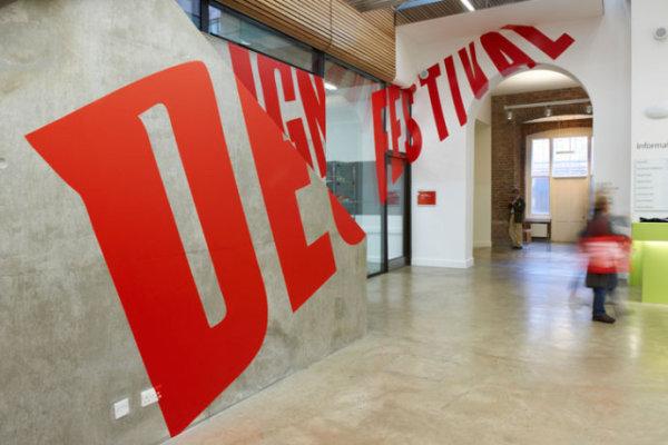 空间感字体设计-设计欣赏-素材中国-online.sccnn