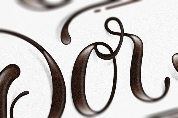 平面立体字体设计-设计欣赏-素材中国-online.sccnn
