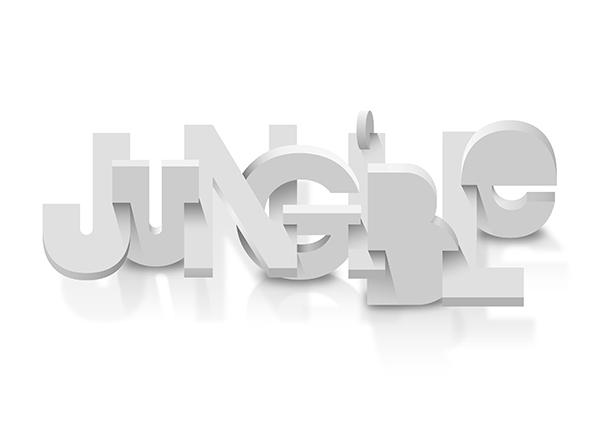 平面立体字体设计-设计欣赏-素材中国-online.sccnn.图片