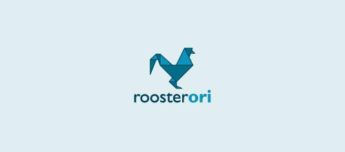 小鸡元素的logo设计-设计欣赏-素材中国-online