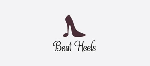 鞋子元素logo设计-设计欣赏-素材中国-online.sccnn.