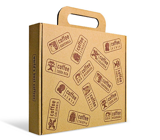 咖啡包装-设计欣赏-素材中国-online.sccnn.com