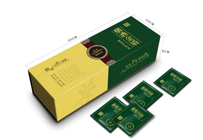 古典茶叶包装设计-设计欣赏-素材中国-online.sccnn