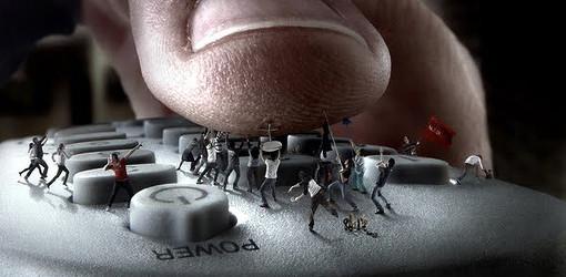 国外广告创意设计-设计欣赏-素材中国-online.sccnn