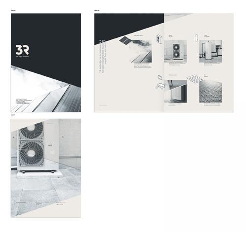 建筑排版 灰色素材