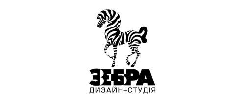 斑马元素创意logo-设计欣赏-素材中国-online.sccnn
