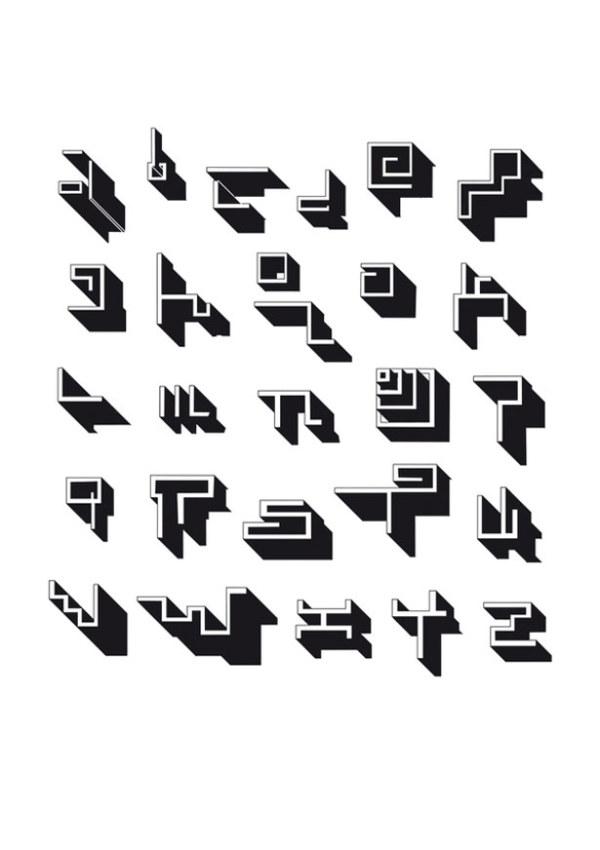 英文字体设计-设计欣赏-素材中国-online.sccnn.com