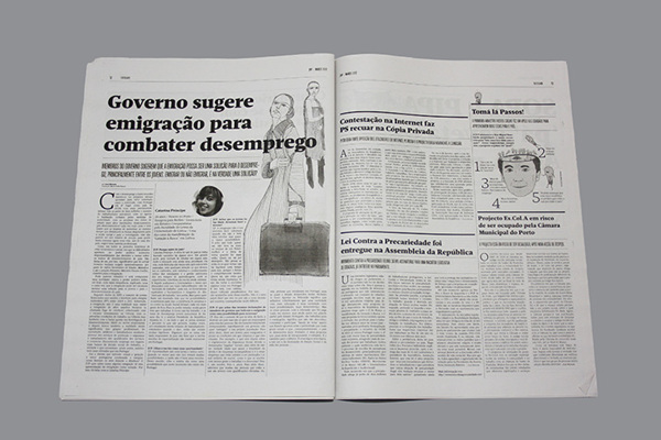 jup报纸版式-设计欣赏-素材中国-online.sccnn.com