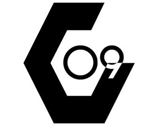 黑白灰系列网站logo欣赏-设计欣赏-素材中国-online