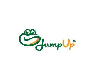青蛙标志设计