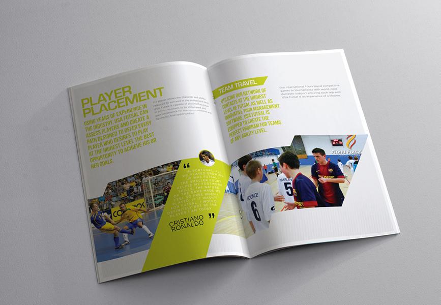 国外足球杂志版式设计-设计欣赏-素材中国-onl