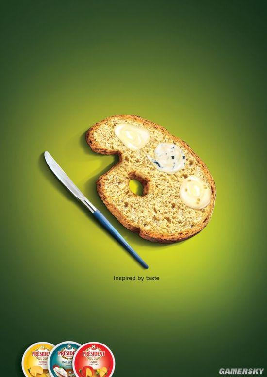 创意广告设计欣赏