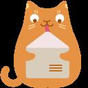 大黄猫咪系列图标