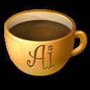 咖啡图标 咖啡logo