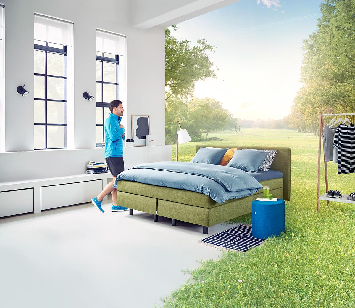 创意环保主题家居广告-设计欣赏-素材中国-online