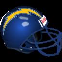 橄榄球头盔图标
