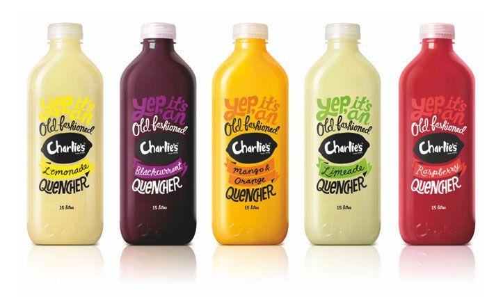 创意包装:国外优秀饮料包装设计方案