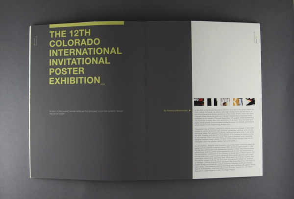 国外杂志封面和版式设计欣赏-设计欣赏-素材中国