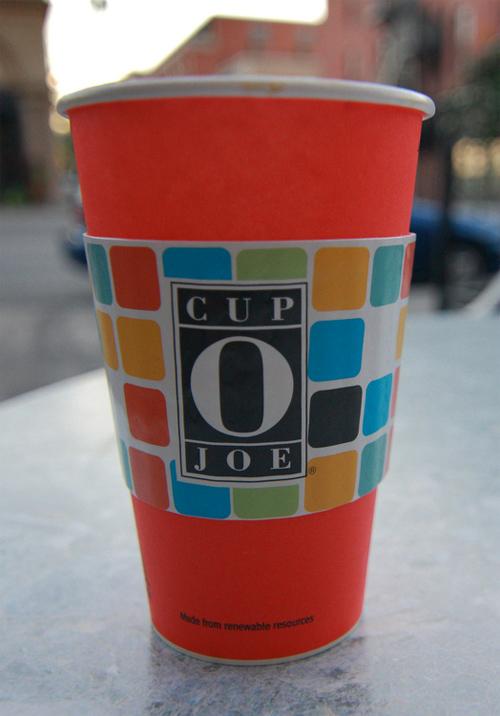 30款创意咖啡纸杯设计-设计欣赏-素材中国-online