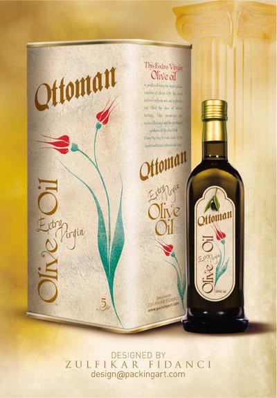 橄榄油包装设计-设计欣赏-素材中国-online.sccnn.com