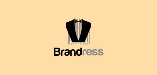 对称图形的logo设计-设计欣赏-素材中国-online