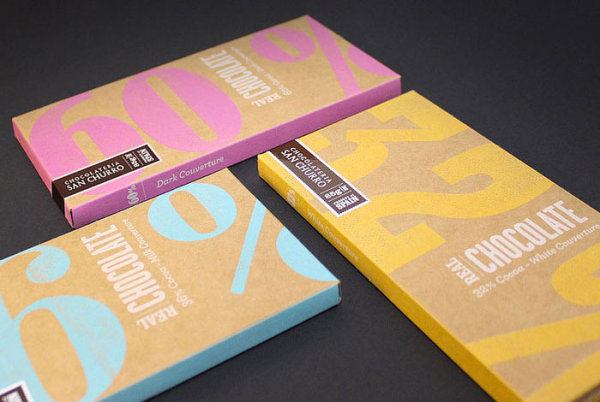 巧克力包装设计-设计欣赏-素材中国-online.sccnn