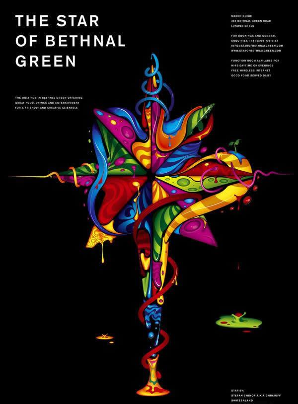 构成艺术海报欣赏-设计欣赏-素材中国-online.sccnn