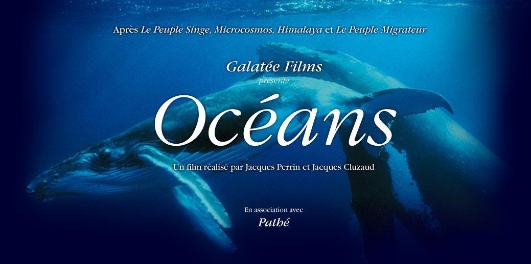 海洋电影海报-设计欣赏-素材中国-online.sccnn.com