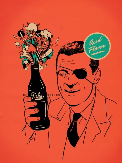 可口可乐平面广告-设计欣赏-素材中国-online.sccnn